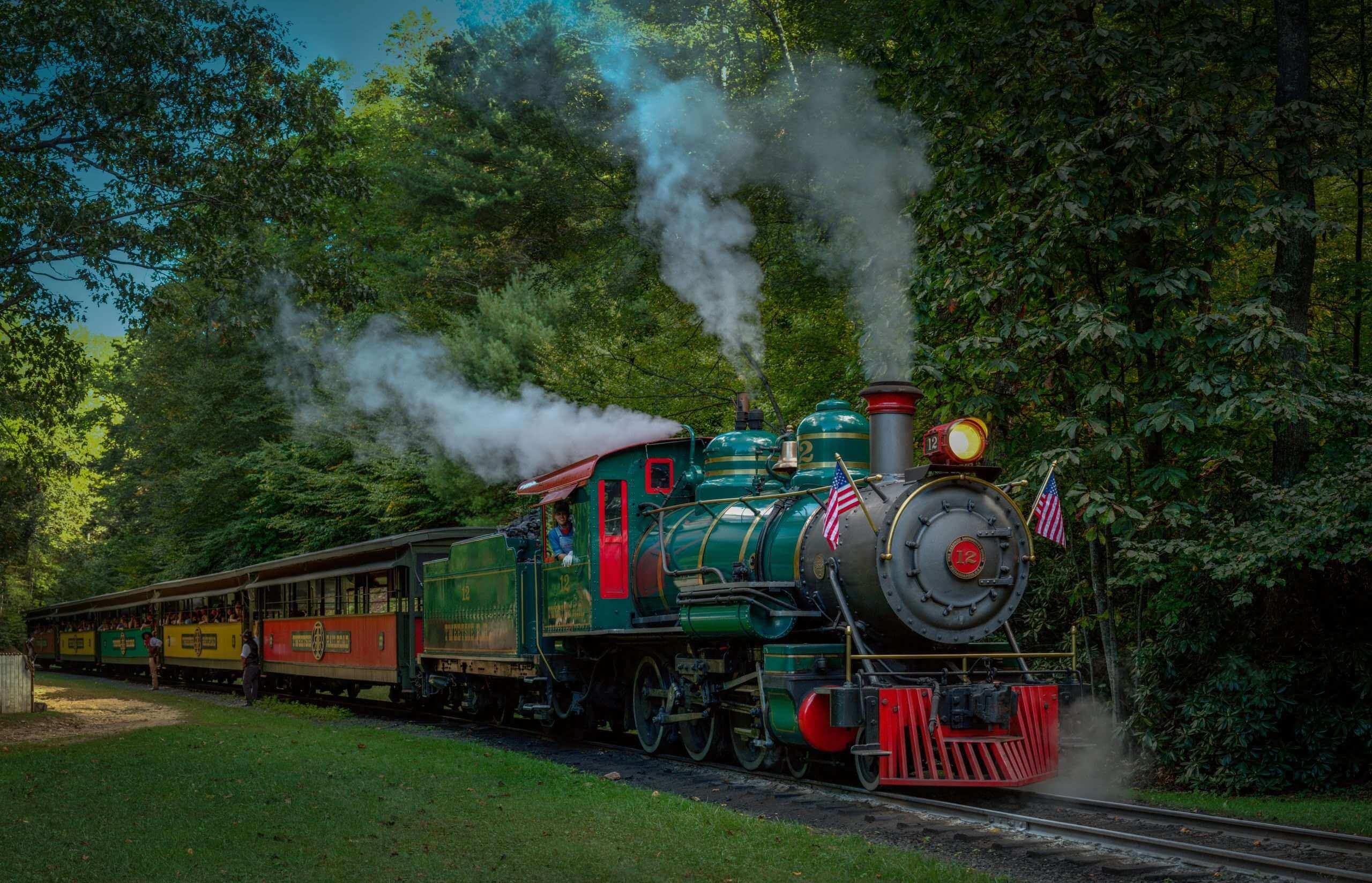 tweetsie locomotive 12