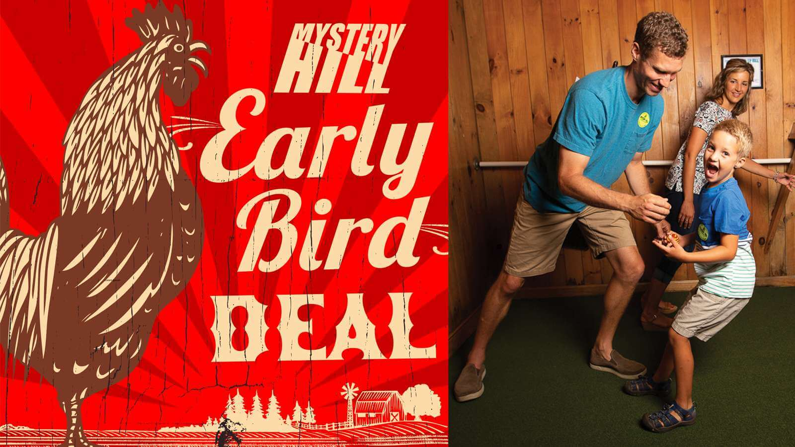early bird deal graphic