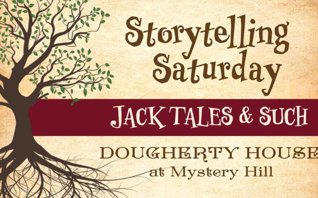 Storytelling Saturday