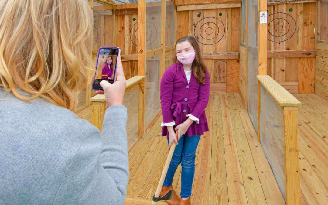 Unique Selfies & Instagrammable Moments at Mystery Hill!